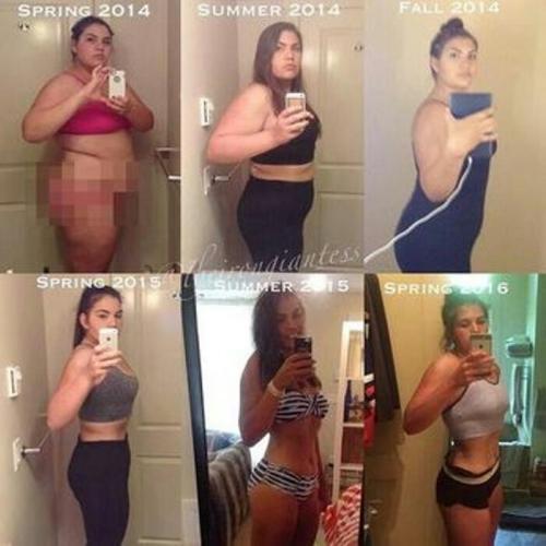 Berubah Drastis, Guru Wanita Berbobot 133 Kilogram Ini Kini Jadi Ramping dan Seksi