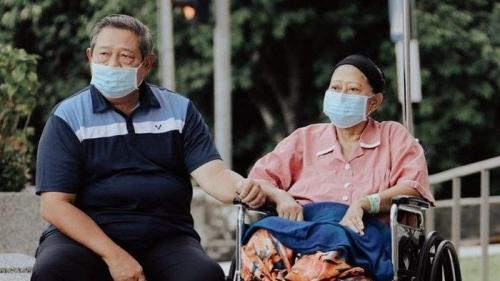 Ini Beberapa Keinginan Ani Yudhoyono Seandainya Sembuh dari Kanker Darah