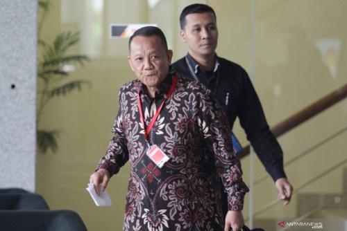 Dugaan Gratifikasi, KPK Tangkap Mantan Sekretaris MA Nurhadi dan Menantunya di Jakarta Selatan