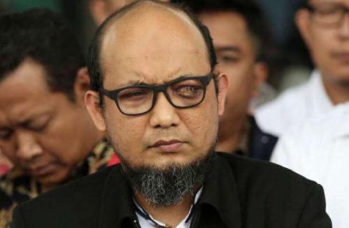 Wakil Ketua KPK Apresiasi Novel Baswedan dan Tim Penangkap Nurhadi