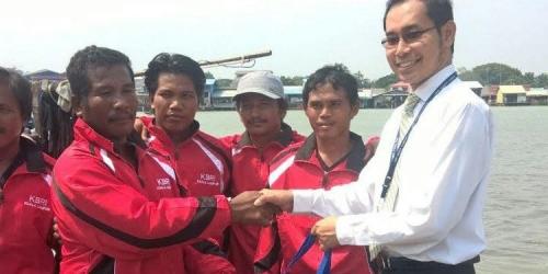 19 Nelayan Indonesia yang Dibebaskan Malaysia Akan Dijemput Kapal TNI AL