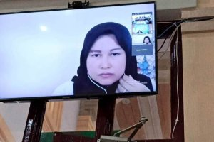 Istri Hakim PN Medan Divonis Hukuman Mati