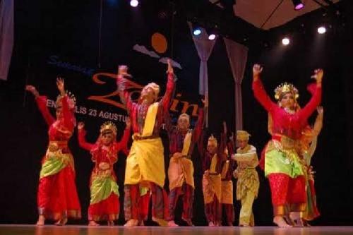 UPT Museum dan Taman Budaya Taja Lomba Cipta Tari Lancang Kuning