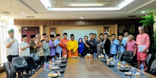 Pemerintah Tidak Menganggap Riau Ada