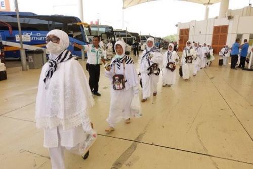 Sudah Lebih Setengah Juta Jamaah Haji Tiba di Arab Saudi, Dominan dari Indonesia