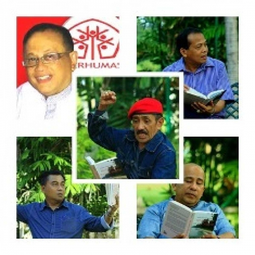 11 Seniman Riau Hadiri Forum Penyair Asean Malaysia, Panggung TokTan Menyapa Dunia di Kuala Lumpur