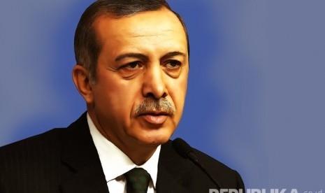 Presiden Turki Sebut Myanmar Musnahkan Muslim Rohingya