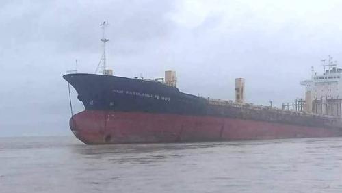 Kapal Samratulangi Terdampar di Myanmar, Begini Penjelasan Kemenhub