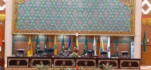 Laporan Pansus Perubahan Perangkat Daerah DPRD Riau, 25 Dinas akan Dikerucutkan Menjadi 23