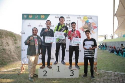 ISSI Siak Lahirkan Talenta Baru, Ini Pemenang BMX Local Competition