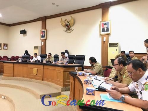 Tim Pemberantasan Narkoba di Riau Dapat Dukungan Presiden RI, Panglima TNI, Kapolri dan Kepala BNN