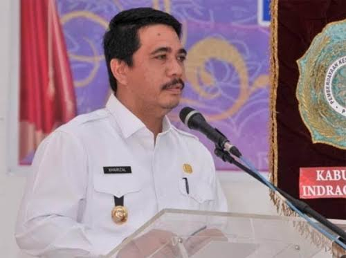 Tak Maju di Pilkada Inhu, Wakil Bupati Inhu Khairizal Ditunjuk Partai Jadi Ketua Tim Wahyu Adi-Supriati