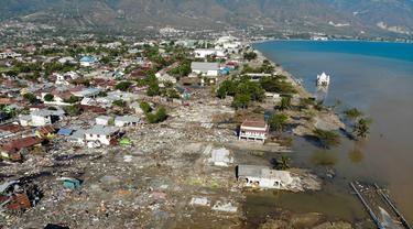 Kata Pakar, Tsunami Tak Selalu Didahului Surutnya Air Laut