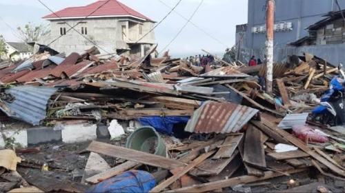 Cerita Hilda yang Mengerikan, Dikejar Tsunami Serta Dikepung Tanah Rengkah dan Amblas
