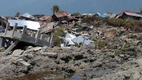 Usai Gempa 7,4 SR, Kelurahan Petobo Hilang Ditelan Lumpur yang Dikeluarkan Perut Bumi
