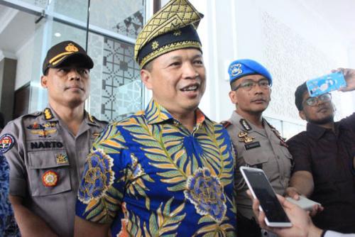 Kapolda Riau Ajak Seluruh Elemen Masyarakat Bergandengan Tangan Membangun Riau Lebih Baik