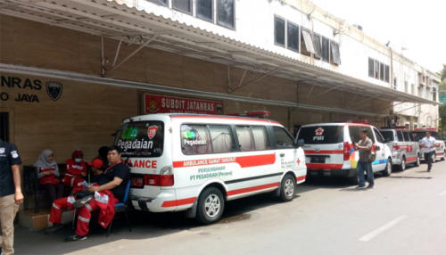 Ditangkap Polisi Saat Jalankan Tugas Kemanusiaan, Petugas Medis Ambulans Pemprov DKI Masih Trauma