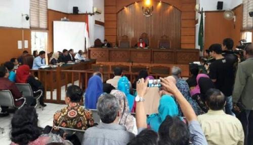 Hakim Nyatakan Praperadilan Irman Gusman Gugur
