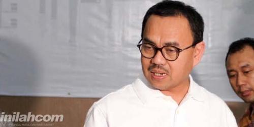 Sudirman Said Sebut Pergub yang Diterbitkan Jokowi Jadi Dasar Izin Reklamasi