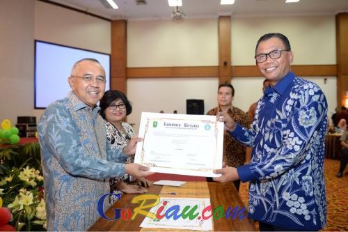 Ini Empat Langkah Strategis untuk Meningkatkan Kualitas PAUD Menurut Gubernur Riau