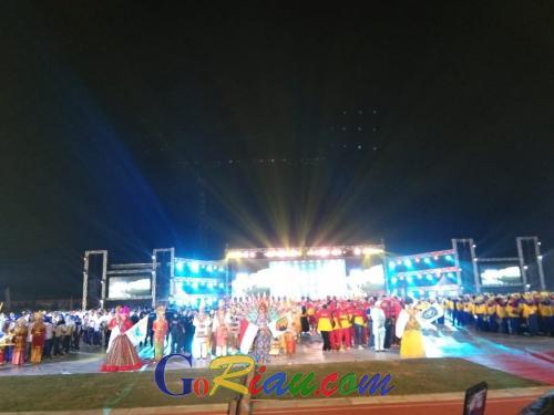 Buka Porwil X Sumatera, Menpora: Olahraga untuk Pengembangkan Sumberdaya Manusia dan Pemersatu Bangsa