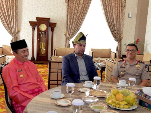 Malaysia Bantu Riau Memberantas Peredaran Narkoba yang Masuk dari Negeri Jiran
