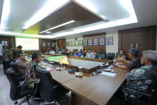 Ditjen Cipta Karya Kementerian PUPR Bantu Fasilitas Penyediaan Air Bersih di KITB