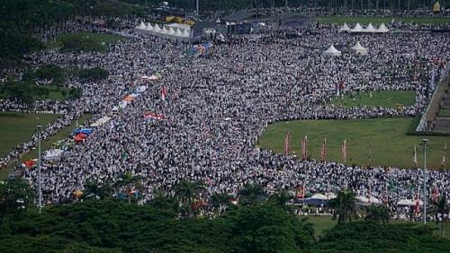 Hadiri Reuni 212, Prabowo: Saya Bangga, Jutaan Umat Islam Melakukan Aksi dengan Tertib dan Damai