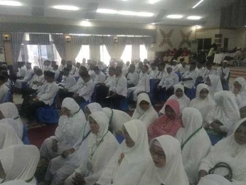 Sekda Dumai: Manasik Itu Penting untuk Calon Jemaah Haji