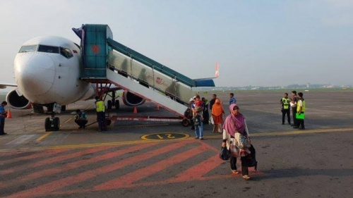 Pesawat Kembali ke Parkiran Setelah Bersiap Lepas Landas, Begini Penjelasan Pihak Lion Air