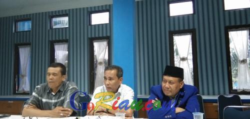 Penjaringan Balon Kepala Daerah Terbuka untuk Umum, Ketua Tim Pilkada PAN Riau: Siapa Saja Boleh Ikut