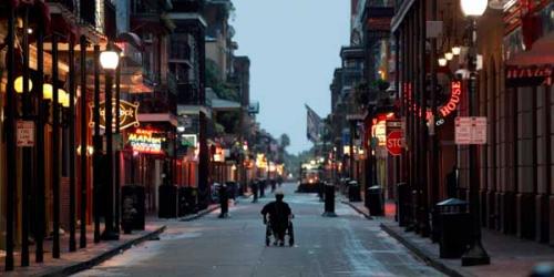 Orang Tak Dikenal Berondongkan Tembakan di New Orleans, 11 Orang Terluka, 2 Kritis