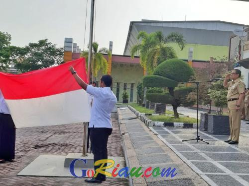 Wagubri Edy Nasution Sidak Kantor Dinas Pariwisata Riau, Dapati ASN dan THL Bolos Kerja