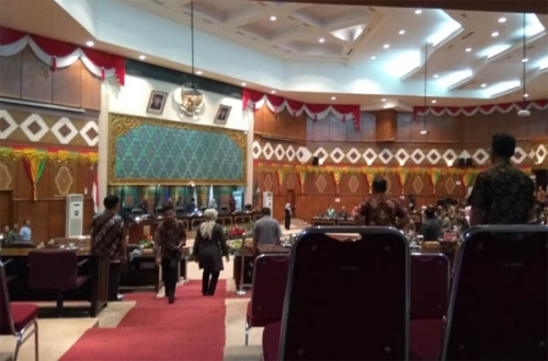 Hanya Sahkan 26 Perda pada 2018, BP2D DPRD Riau: Pengesahan Terkendala oleh Mekanisme dan Pembahasan di Dewan yang Cukup Alot