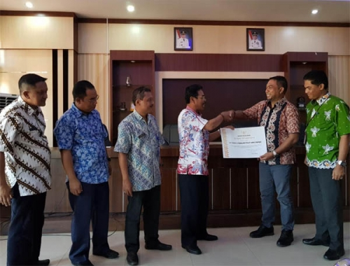 Pelalawan Berikan Penghargaan kepada RAPP