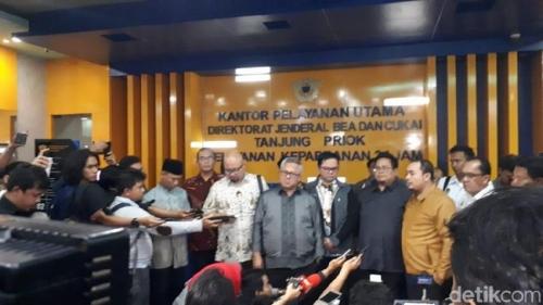 Beredar Kabar 7 Kontainer Surat Suara Pilpres Sudah Dicoblos, Ini Hasil Pengecekan KPU di Tanjung Priok