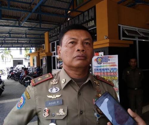 Mangkir Berminggu-minggu, 14 Personel Satpol PP Pekanbaru Dipecat