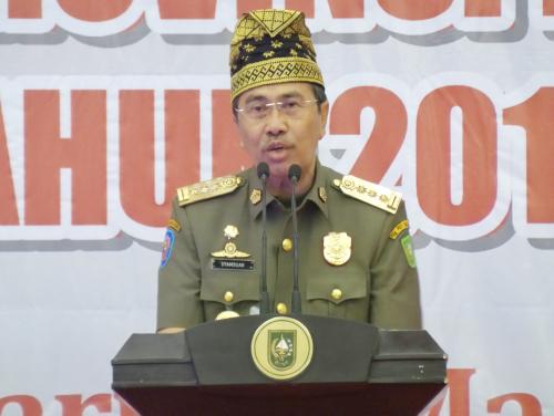 Gubri Syamsuar akan Kumpulkan Perusahaan di Riau, Ini yang Dibahas