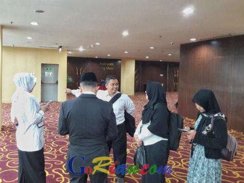 Sejumlah ASN Pemprov Riau yang Mau Dilantik Hari Ini Balik Kanan, Ada yang dari Bengkalis dan Pasir Pangaraian