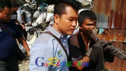 Baru Mau Dijual, Pencuri Giomembran Milik Chevron di Minas Ketangkap Polisi