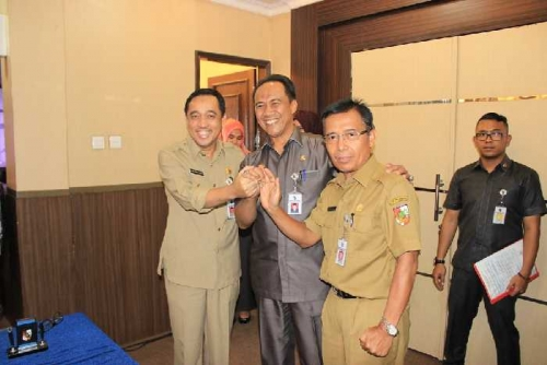 Jabat Sekdako, M Noer Fokus Pendataan Aset Kota Pekanbaru