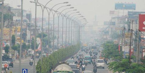 Kemarau Lebih Cepat, Suhu di Riau Capai 34 Derajat Celcius