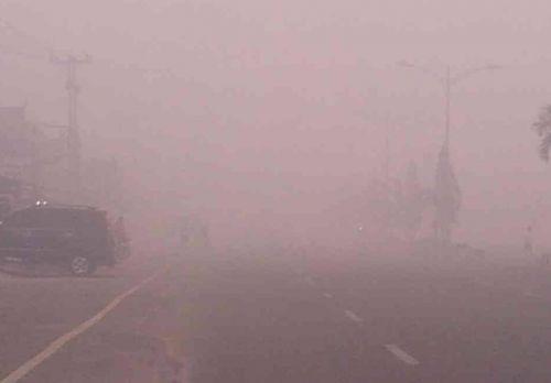 17 Tahun Kabut Asap di Riau tak Terselesaikan, Saatnya Rakyat Pidanakan Pemprov dan Pemkab