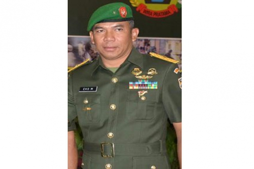 Mayjen TNI Eko Margiyono Ditunjuk Jadi Danjen Kopassus, Begini Perjalanan Kariernya