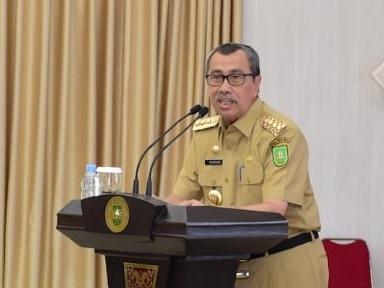 Diduga Sering Jadi Tempat Peredaran Narkoba, Gubri Syamsuar Keluarkan Surat Edaran Penertibkan Hiburan Malam dan Warnet di Riau