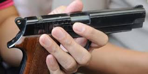 Usai Bertengkar, Oknum Polisi Tembak Kekasih di Kamar Kos