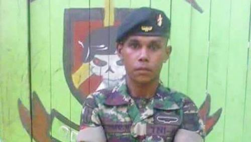 Gugur Ditembak Kelompok Bersenjata, Jenazah Pratu Vicky Berhasil Dievakuasi