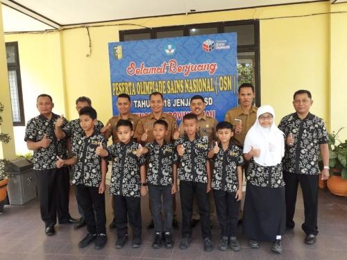 Kuansing Utus 6 Siswa Ikuti OSN SD Riau 2018