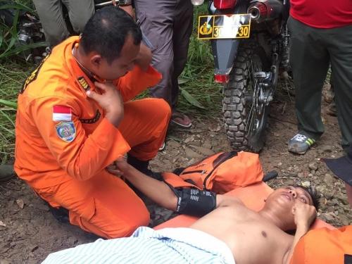Tim SAR Gabungan Temukan 12 Pelajar SMK Kehutanan Pekanbaru dan 1 Pendamping yang Sempat Hilang di TNBT Inhu