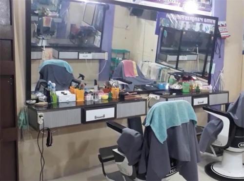Sejak Merebak Pandemi Corona, Usaha Pangkas Rambut di Bangkinang Kehilangan 70 Persen Penghasilan